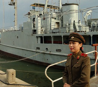 USS Pueblo in Pyongyang | by Changes In Longitude