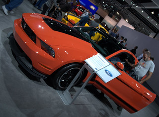 2012 Ford Mustang Boss 302,  2011 Los Angeles Auto Show | by JoeInSouthernCA