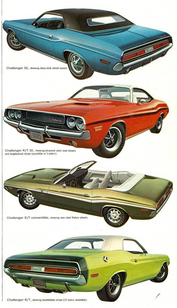 1970 Dodge Challenger Range | coconv | Flickr