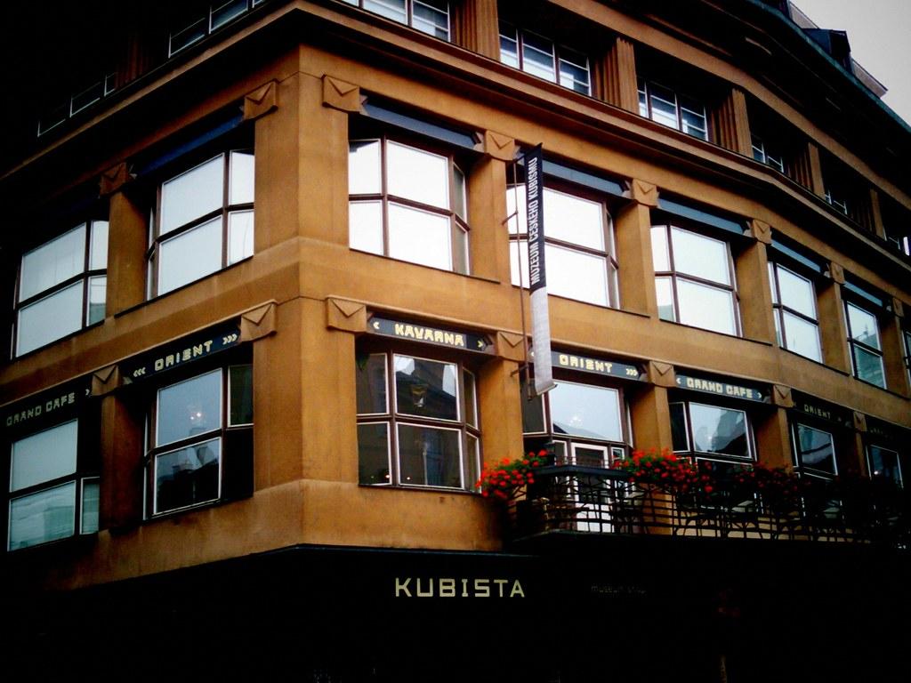 003 praga arquitectura cubista y flickr - Cubismo arquitectura ...