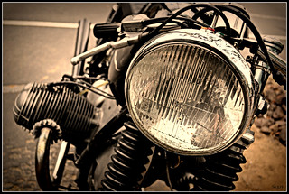 Bmw R Cafe Racer Occasion