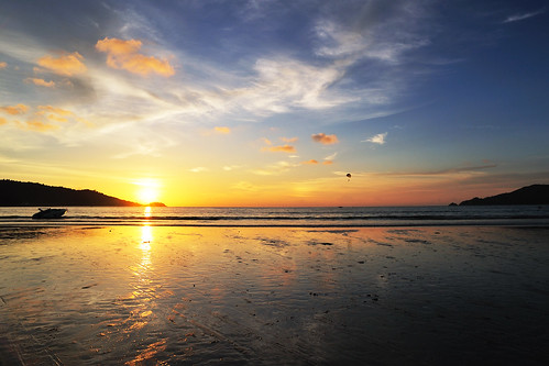 Phuket Patong beach / Thailand