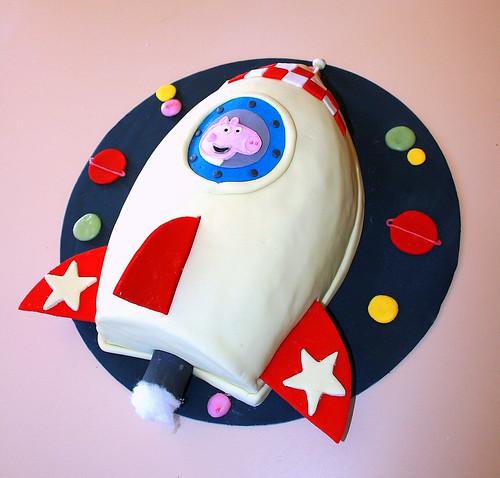 Birthday Cake Peppa Pig Singapore