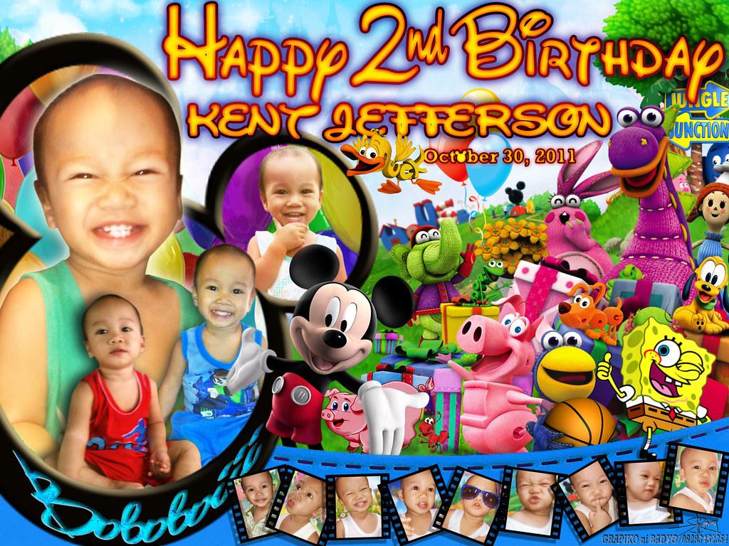 Baby Boy Birthday Cake Decorations