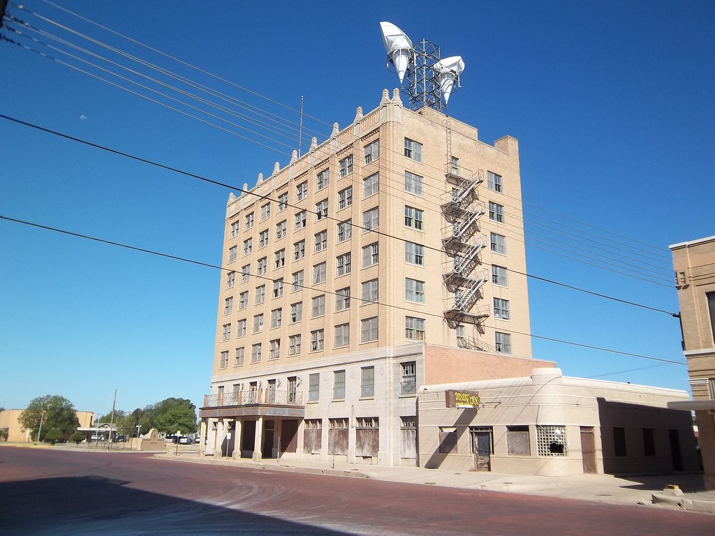 early hilton hotel 1 plainview texas i couldn t find