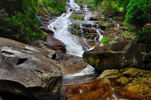 Malaysia Waterfall Kedah Yan Kedah Malaysia