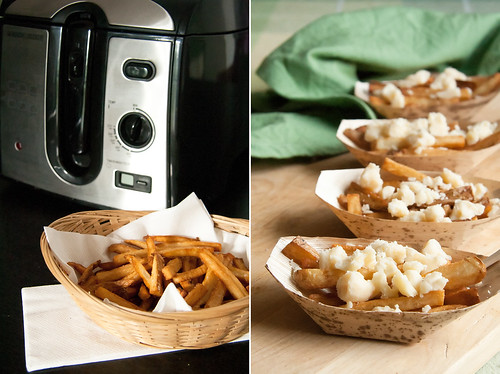 Poutine Preparations | by Isabelle @ Crumb