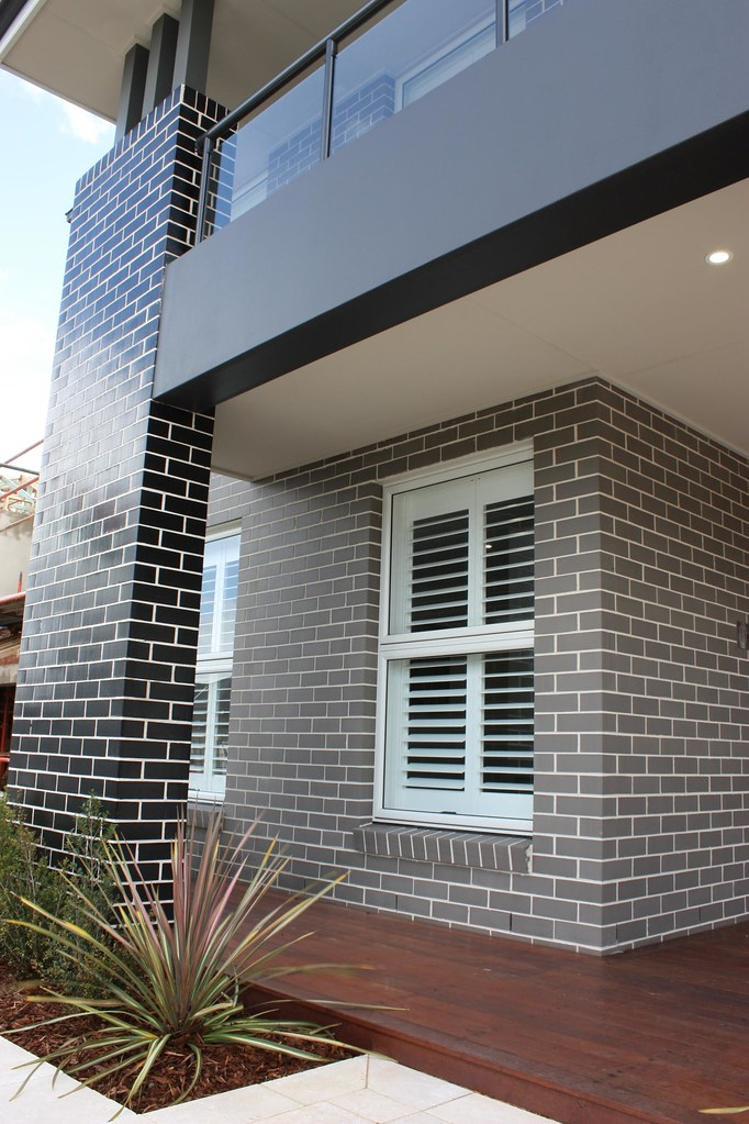 Creating Contrast With Austral Bricks The Subtle