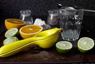 orange and lime juice | by smitten kitchen