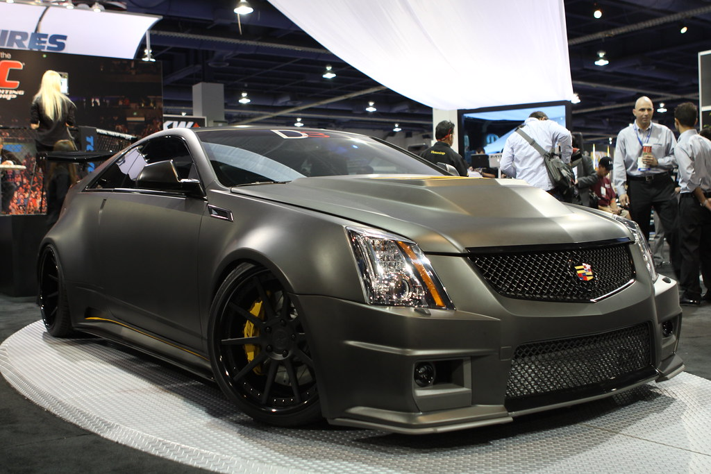 2012 D3 Toyo Tire Le Monstre Cadillac Cts V Coupe As The W Flickr