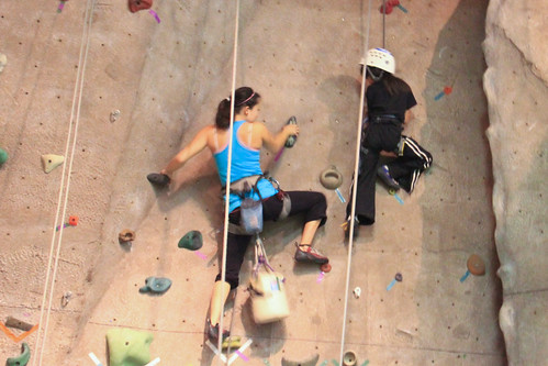 Indoor Rock Climbing Hong Kong Island