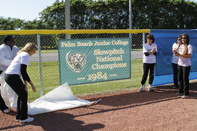 Palm Beach State College Softball Field Dedication Flickr Photo Sharing