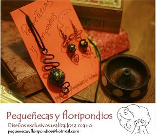 Pequeñecas y floripondios_Conjunto Loopings | by Pequeñecas y ...