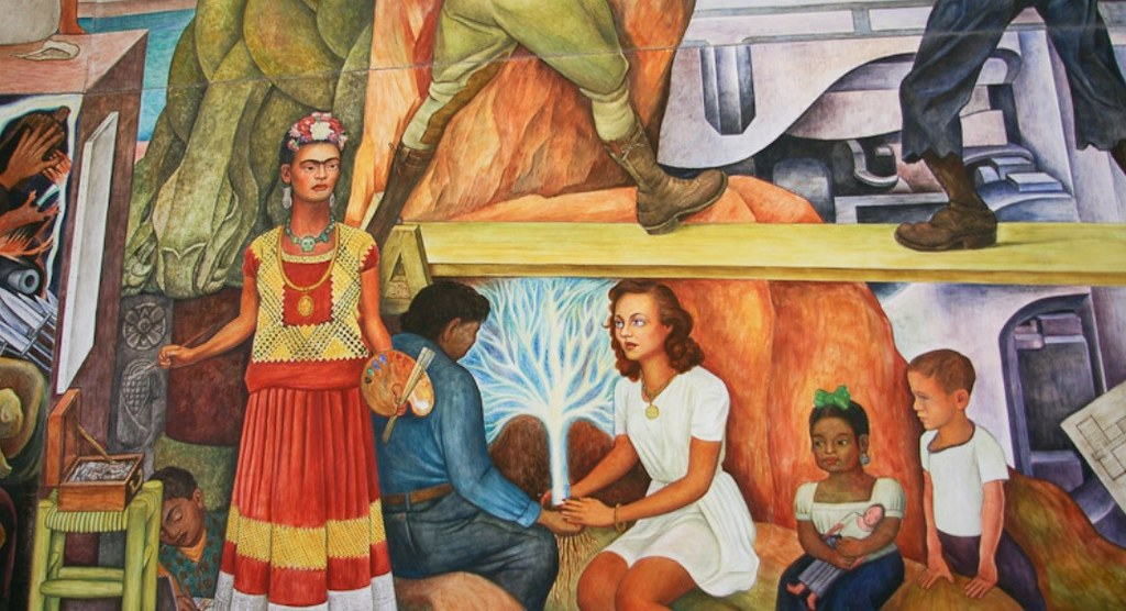 an introduction to the life and times of diego rivera In art as in life, diego rivera was a man constantly in rebellion at 16, he left the prestigious san carlos academy in mexico city in protest against trotsky and his entourage were greeted by rivera at a small station near mexico city and then transported to the blue house, rivera's magnificent.