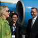 Secretary of State Hillary Clinton Arrives in Bali