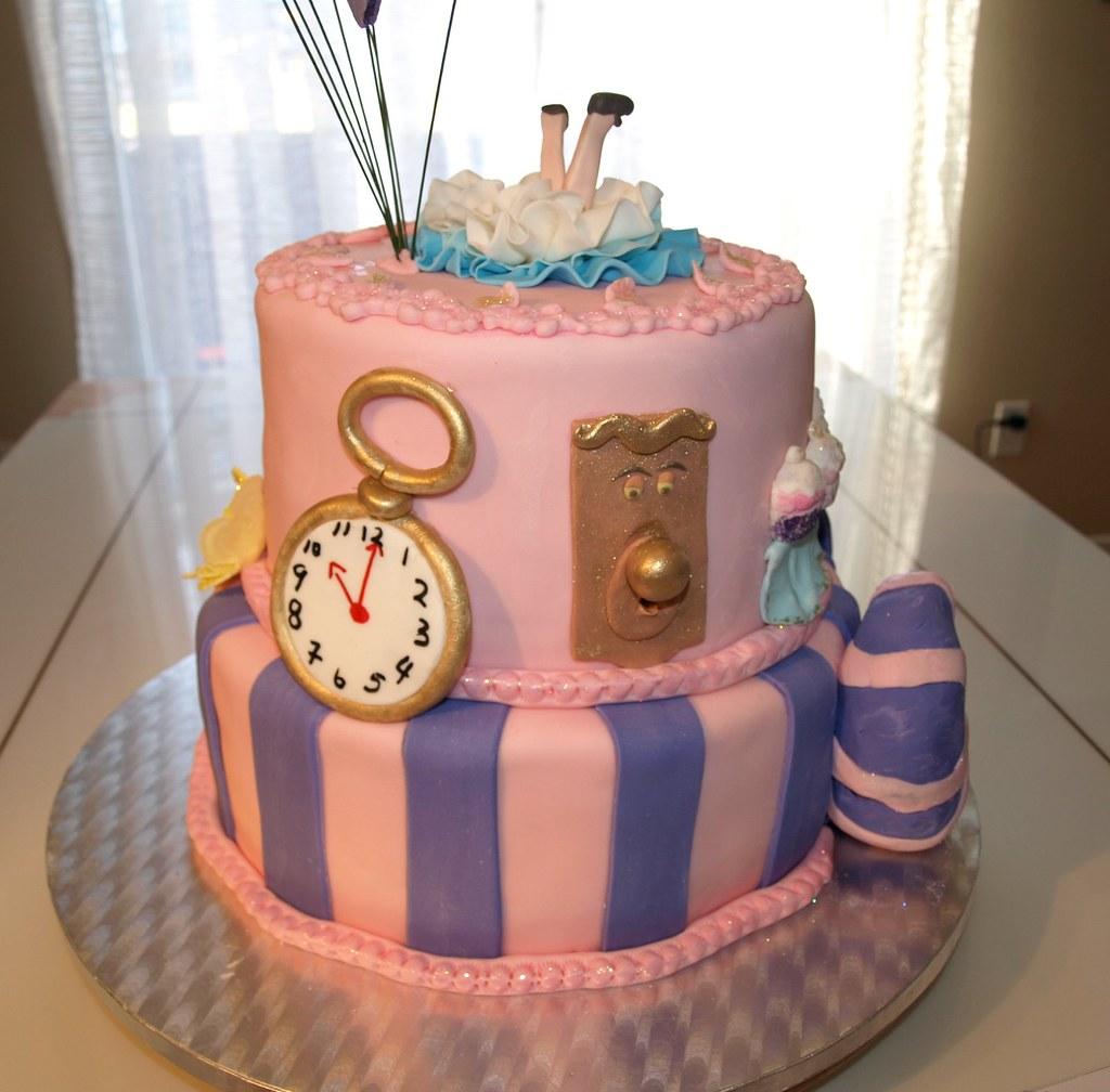 Tea Party Cake Children S Cakes