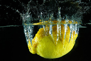 The Lemon at Impact | by mark shaiken : : photography