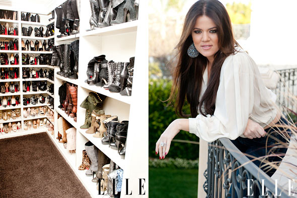 Khloe Kardashian Odom High Heel Closet Jordan23queen Flickr