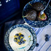 Tardis Blue Pavlova