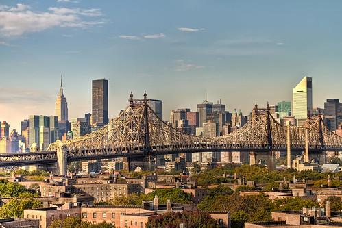 new york city :: skyline
