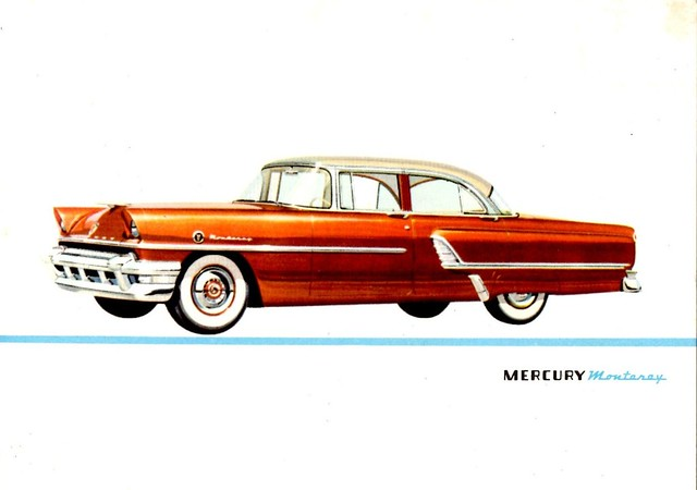 1955 mercury monterey 4 door sedan portugal flickr for 1955 mercury monterey 4 door