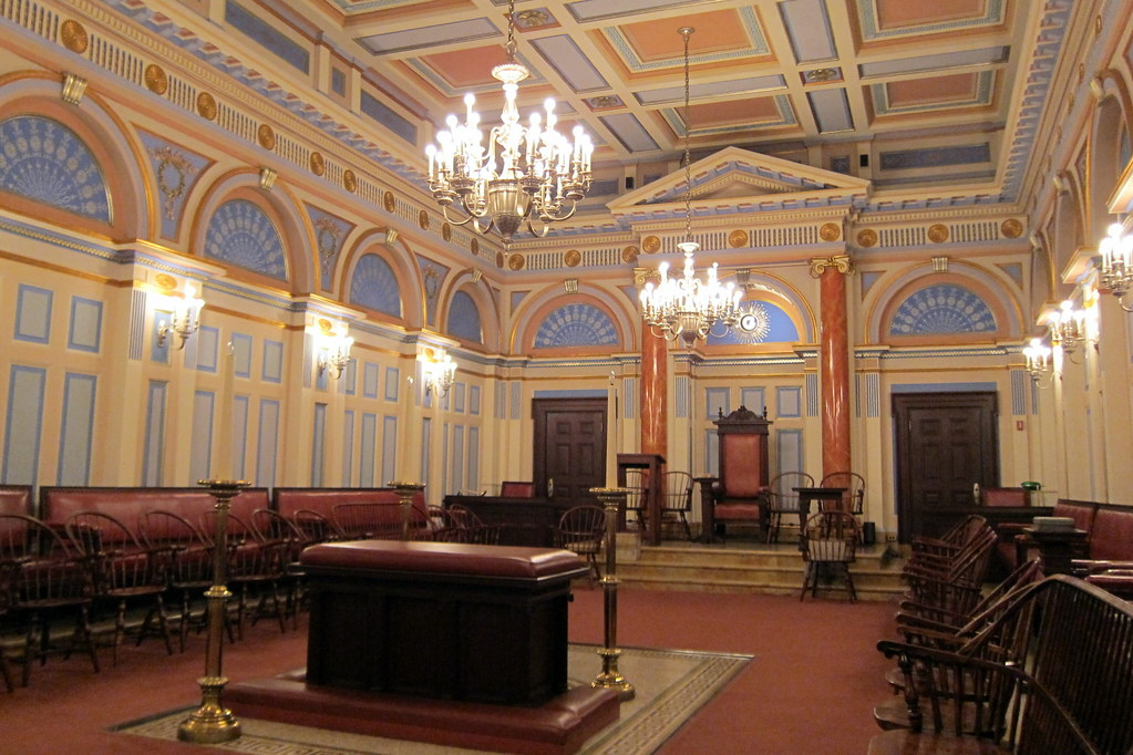 Nyc Masonic Hall Colonial Room The Masonic Hall Of