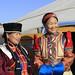 Helen Clark in Mongolia
