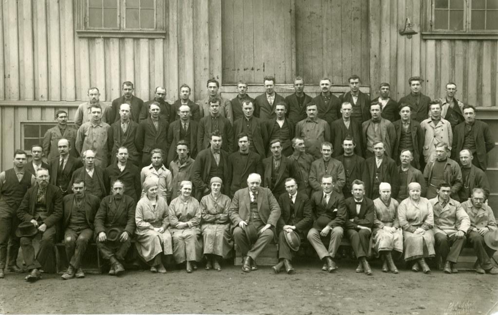 Trondheim byarkiv ansatte