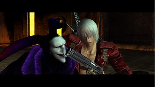 Devil May Cry HD Collection screenshots | by gamesweasel