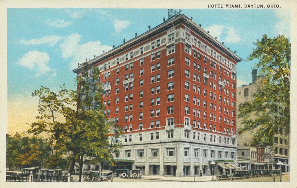 Hotel Miami - Dayton, Ohio