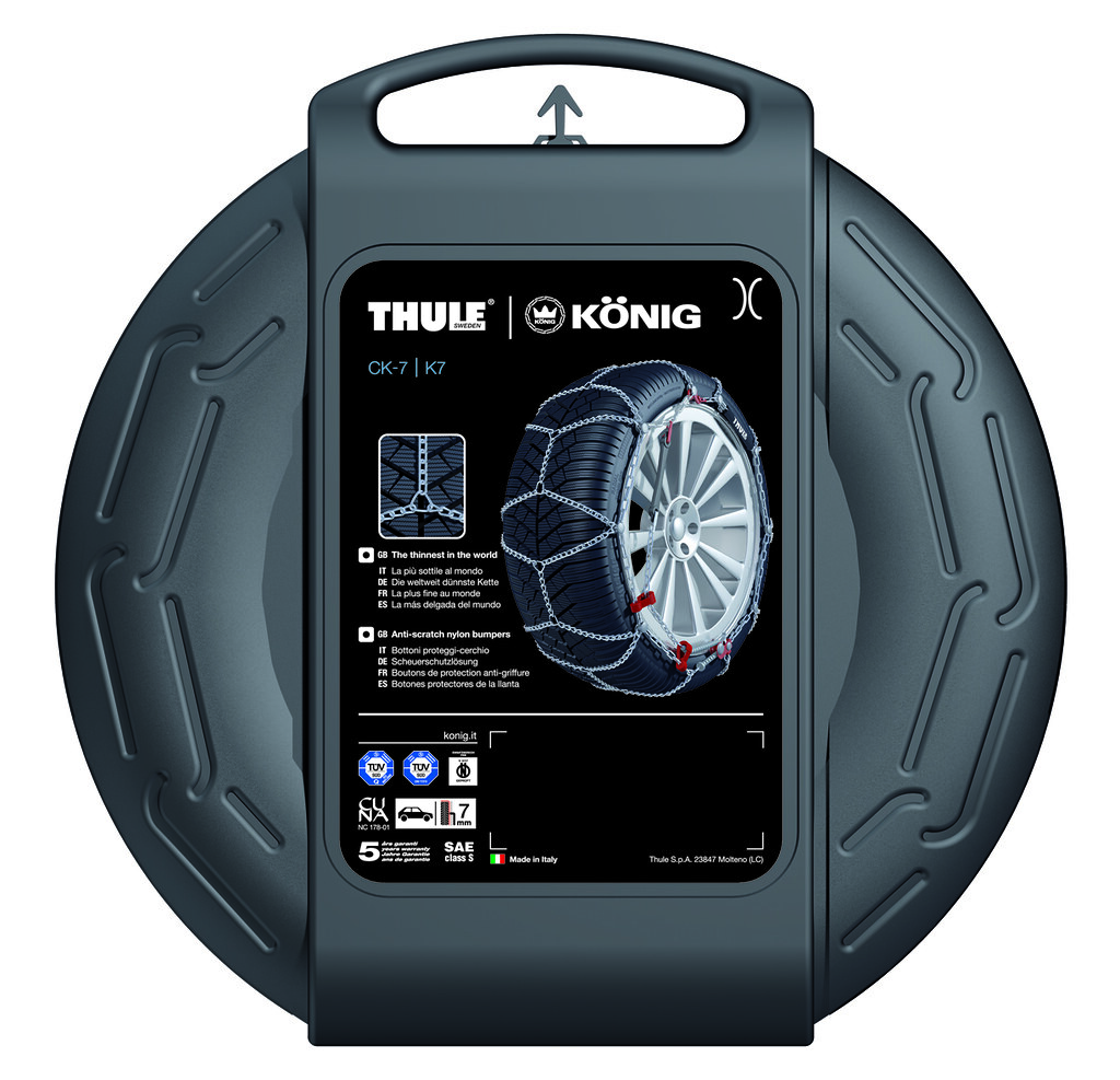 k nig snow chains for cars becomes thule snow chains flickr. Black Bedroom Furniture Sets. Home Design Ideas