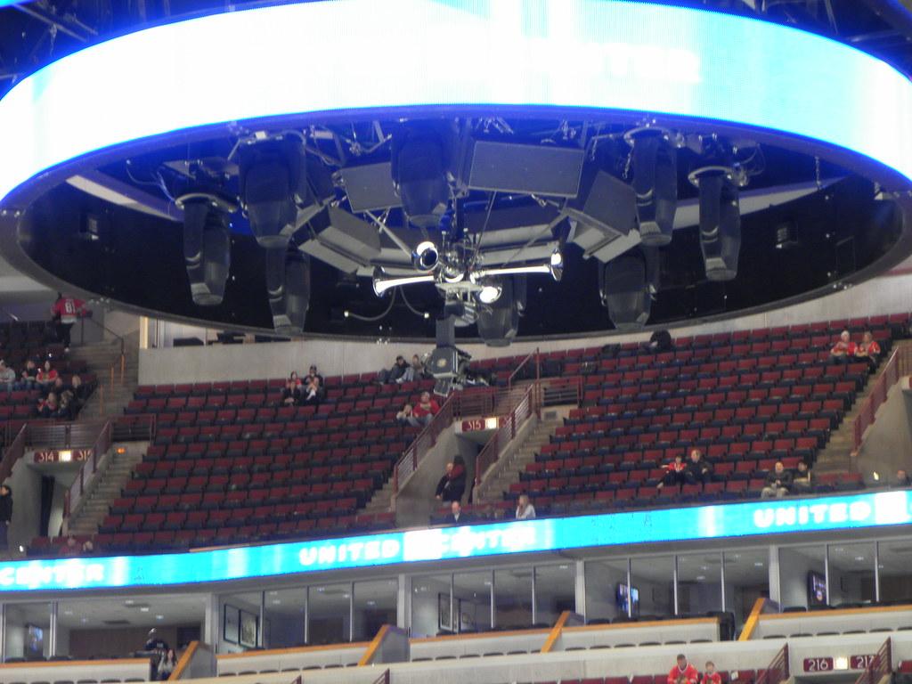 goal horn united center home of the chicago blackhawks vid flickr