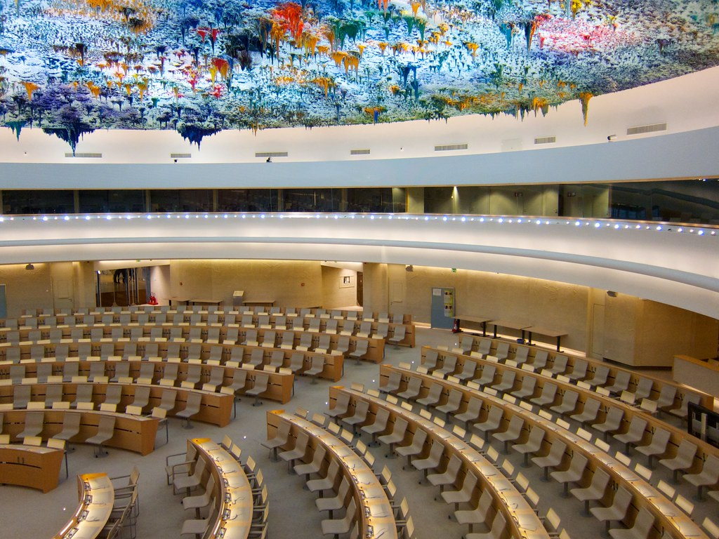 Image Result For Un Meeting Room