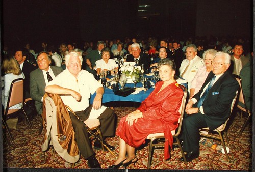 NHA  Pioneers at award dinner NHHS Photo | by San Diego Air & Space Museum Archives