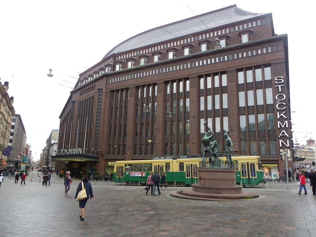 Stockmann Helsinki Laukut : Stockmann helsinki iva mihalic flickr
