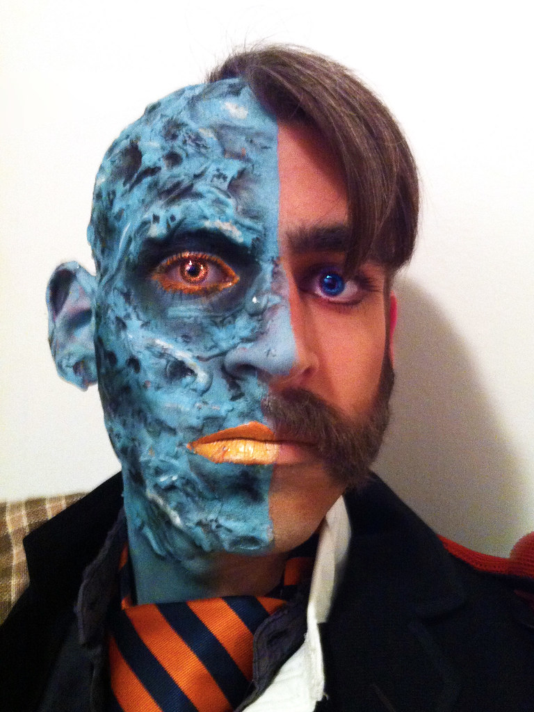 ... Harvey Dent (Two Face) | by Dr. Flux