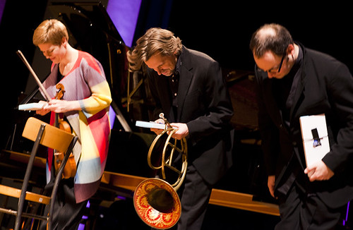 Isabelle Faust, Teunis van der Zwart & Alexander Melnikov, 28.10.2011