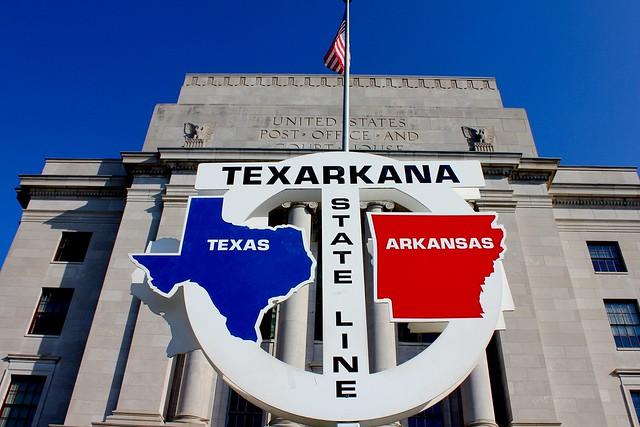 Texarkana State Line
