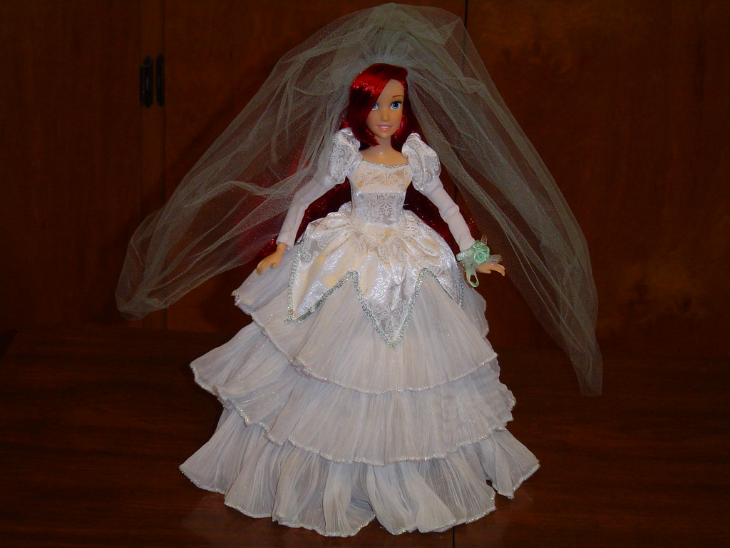 My Disney Once Upon a Wedding Ariel Doll - Totally Freed -…   Flickr