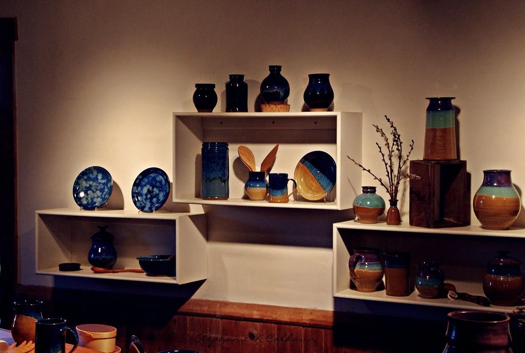 ... Penns Creek Pottery #4 | By Stephanie Calhoun Photography