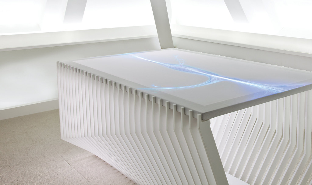 Acura Esquire Bachelor Pad Table 1 Touch Sensitive Table