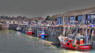 Whitstable Harbour | by David.Owens