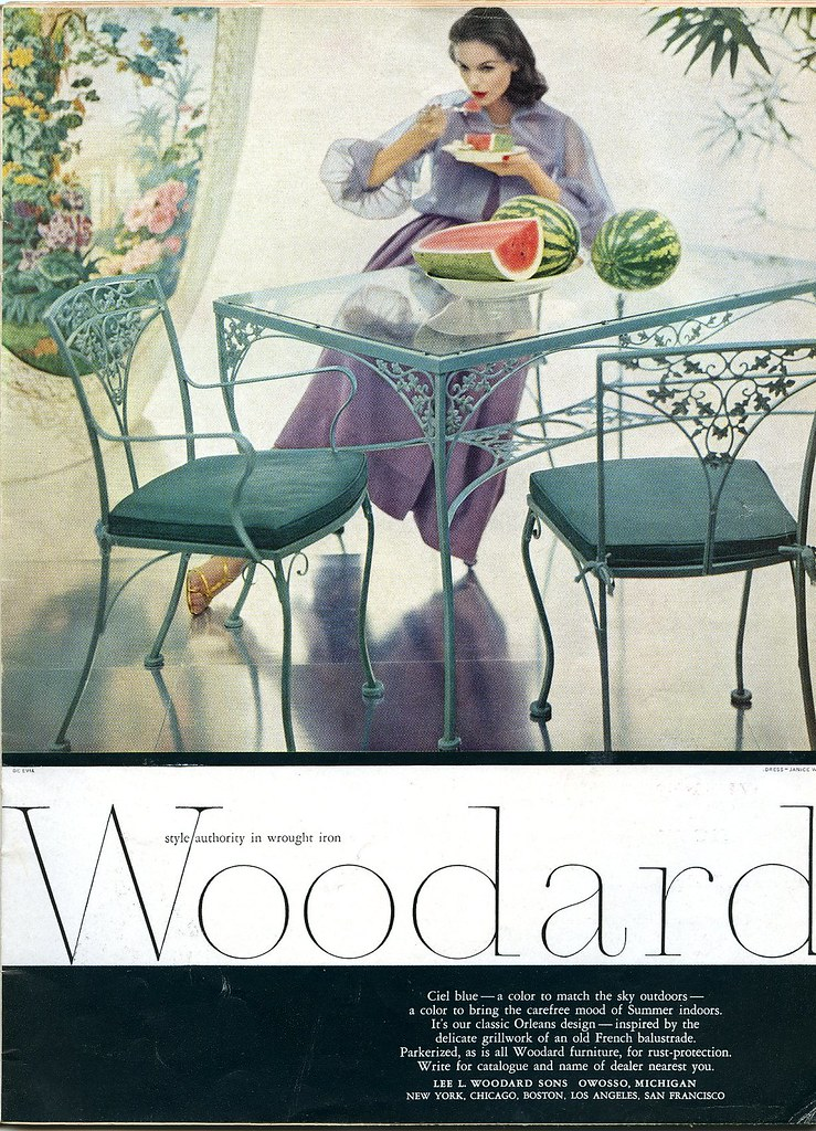 Wrought Iron Furniture Painting Huntinton Ny
