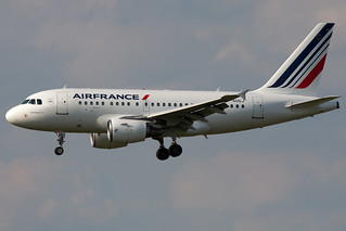 Air France A318-100 F-GUGJ | by albspotter