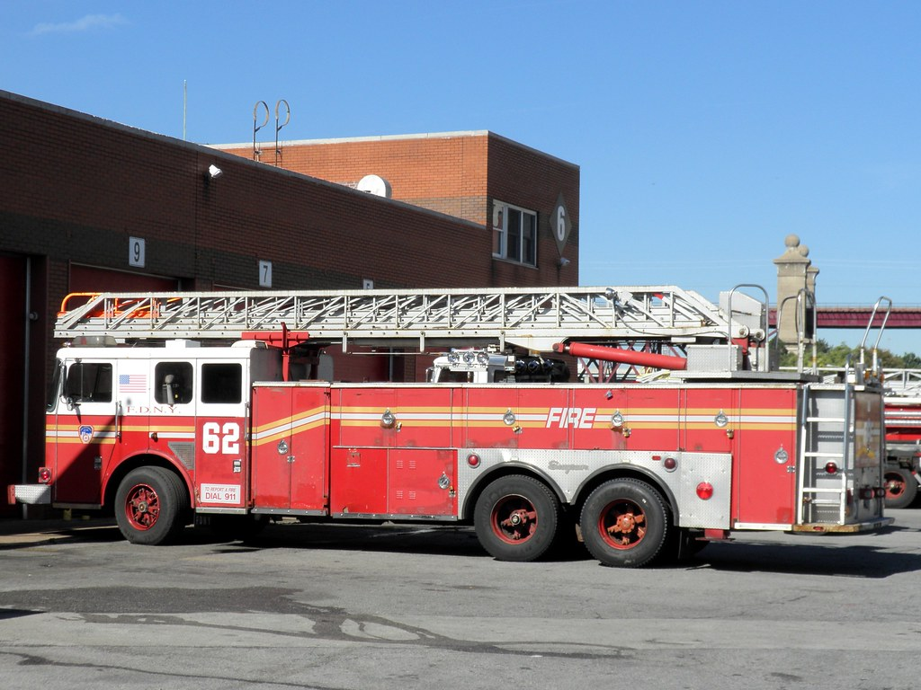Fdny Ladder 62 Fdny Fire Academy Ladder 62