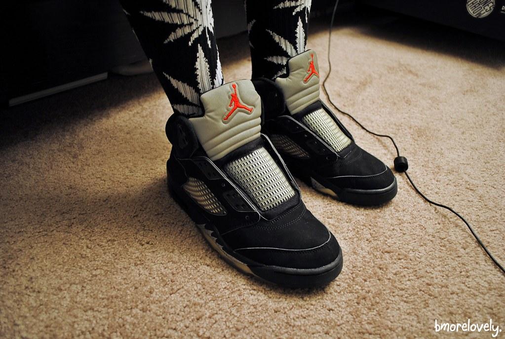 2000 Air Jordan 5 Metallic Wdywt Anjelo Roces Flickr