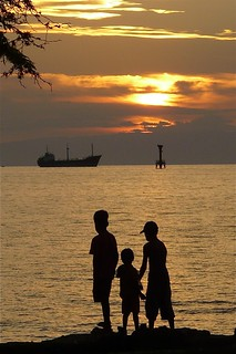 Evening at Dili, Timor Leste | by Sekitar