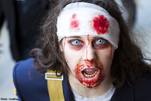 zombie walk montreal october 2011 - 11 | by Eva Blue