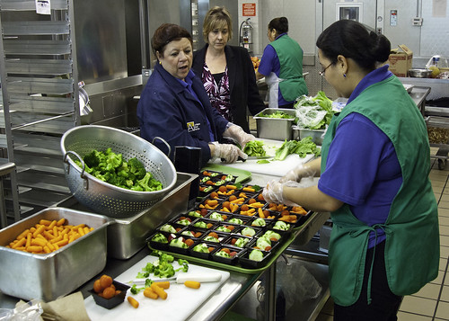 Food Service Cafeteria Technology Best Practices
