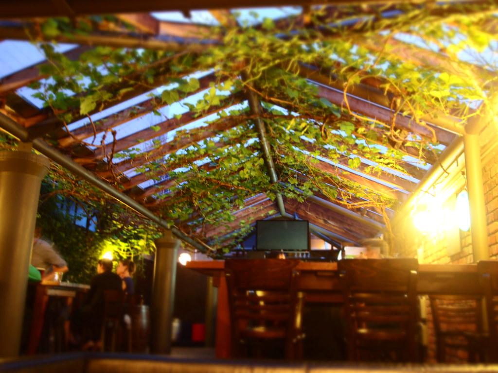 Colorful Bohemian Beer Garden Astoria Embellishment - Brown Nature ...